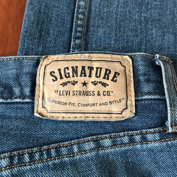 Signature Levi Strauss By Jeans Mens Poshmark Co Z7H8q1Zw